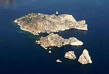 The Montgrí, Medes Islands and Baix Ter Natural Park.